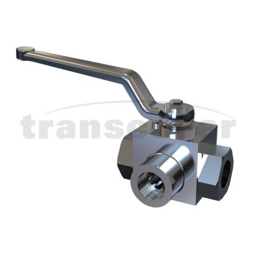 Hydraulic Valve Flow Diverter For Hookloader Cover System