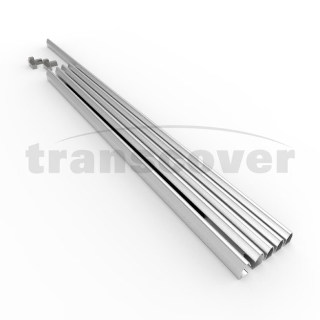 Aluminium Arm Kit, Transcover
