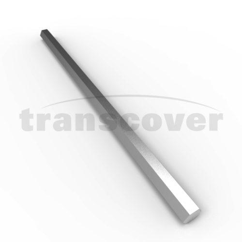 900 hexagonal shaft rod
