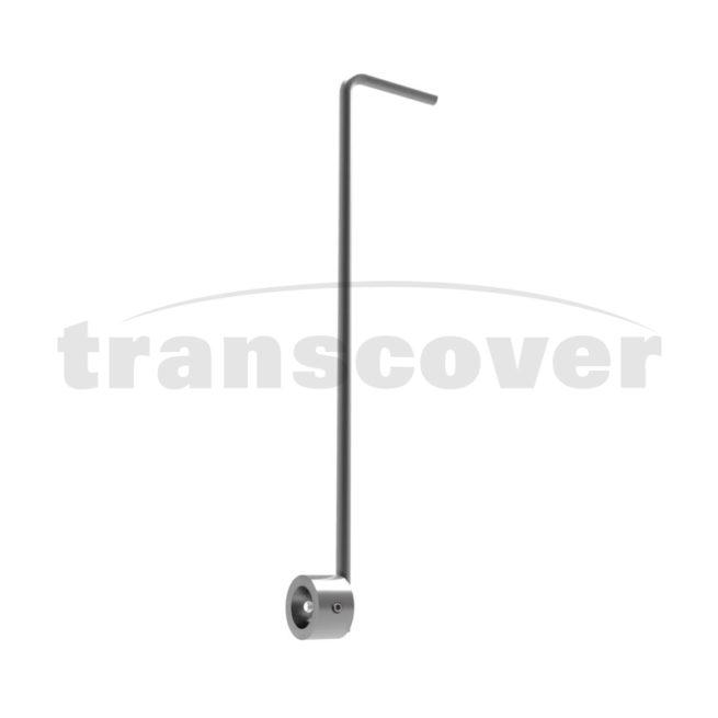 roller crank transcover