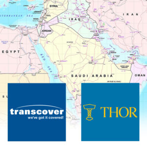 Transcover Sheeting Systems Partner With Thor Middle East