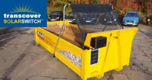 Solar Power Option for Tipper Tarp System