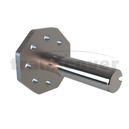 Steel Side Mounted Arm Spring Mount For Tippers And Trailers