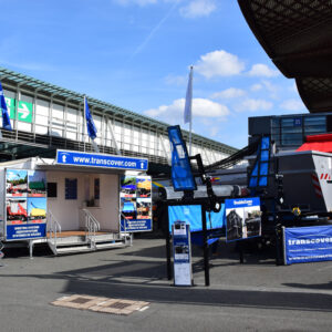Transcover Sheeting Systems On Display At IAA Show Hanover